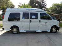 This is a 1997 GMC Savanna 1500 Series RV Handicapped
