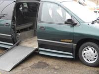 Handicapped accessible van for sale No longer need the