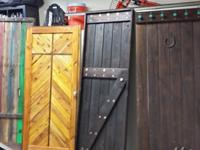 Barn/ Church Doors For Sale.!!!! Lean against wall.