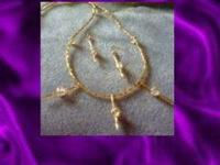 Description HAND MADE JEWELRY for sale ..PROCEEDS ARE