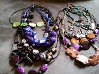 Handmade Jewelry 74pc Lot High Quality Handmade