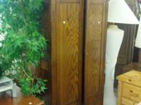 Up for sale is a beautiful handmade antique oak