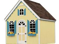 The Handy Home Products Hampton Chalet 8 ft. x 8 ft.