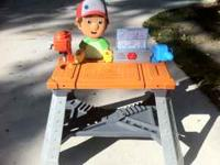 Like New Handy Manny Workshop for $25. Sells for $80+