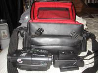 sony handycam video 8 with bag&charger $30.00,also have