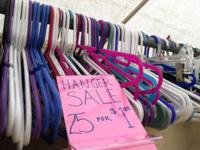 25 Hangers for $1!  Visited The Repurpose Project on:.