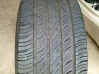 I HAVE 2 TIRE'S FOR SALE! MAKE-HANKOOK OPTIMO H727 SIZE