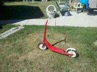 Vintage happi times scooter needs restored tested at