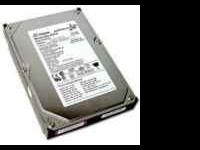 Seagate hard drives, they are all in excellent working