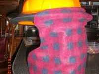 HARD HAT COVER great for the cool winter coming up. My