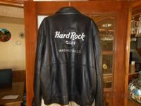 For sale extra large leather jacket for men from