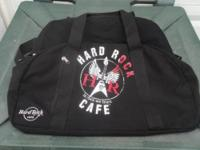 I have a brand new Hard rock tote bag for your next out