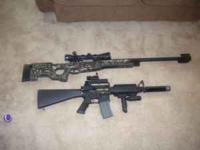 Great Deal ~ Airsoft 4 gun package for sale, or
