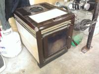 I have a Turbo10 Smoke-Bustor wood stove that has