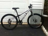 hi cl i have a jamis durango hartail mountain bike the
