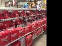 McDonnell Hardware has all of the hardware and tools