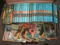 Collection of Hardy Boys books. In very good condition.