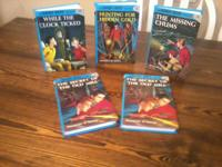 Have any Hardy Boys missing in your collection?  I have