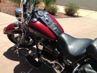 2006 Heritage softail 13,050 Miles .Full exhaust