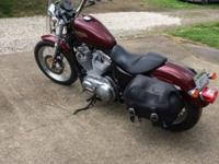 Low mileage saddlebags an windshield $5200 Contact