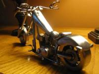 Have your favorite motorcycle or bike immortalized