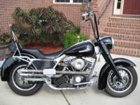 Make: Harley Davidson Year: Rebuilt 2009- $20k
