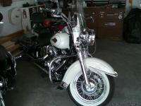 2007 HARLEY DAVIDSON  HERITAGE SOFTAIL CLASSIC--