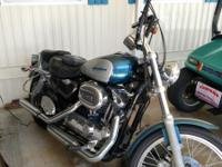 Nice condition, 2004 Harley Davidson 1200cc Sportster