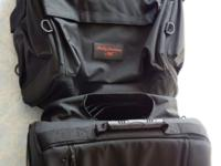 This is a BRAND NEW two-bag system made from