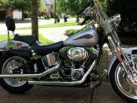 2000 Harley Davidson FXSTS Softail Springer sport