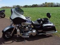 2009 Harley Davidson FLHX Street Glide. This is a rare