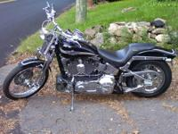 2003 HARLEY DAVIDSON 100TH ANNIVERSARY SOFTAIL SPRINGER