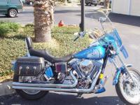 1997 Harley Davidson Low Rider Bike Placed First In