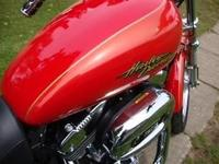 2008 Harley Davidson 1200 excellent condition has only