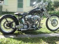 Harley For Sale or Trade Barley Broken in .... all new