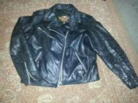 very nice leather jacket, nothing wrong just to small