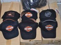 I have a lot of Harley Davidson Ballcaps for sale.