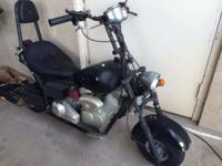 Available for sale I have an amazing Harley Chopper