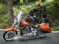 2012 Custom Motorcycle. 96 cubic inch S & S motor