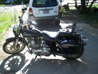 I have a 1997 Harley Davidson that has virtually a new