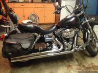 2000 Harley davidson Davidson dyna lowrider. 1450cc