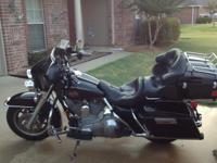 2002 Harley DavidsonFLHT Electra Glide, 31,929