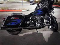 Hello, I'm selling my 2007 Electra Glide Ultra Classic.