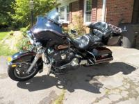I am the second owner of this immaculate Harley
