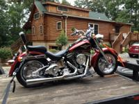 1997 fatboy for sale or trade for racer, muscle
