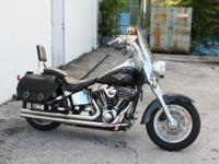 HARLEY DAVIDSON FAT BOY UNICO DUENO MILLAS ORIGINALES