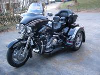 i have a 2006 flhtcuse screamin eagle trike that was