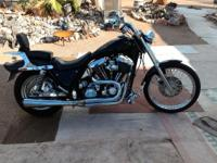 Fxrl excellent  shape 36000 miles  custom