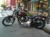 Harley-Davidson 1993 FXSTS Springer Softail only 11,000
