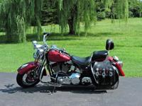 Harley Davidson Heritage Springer 2000 FLSTS For Sale